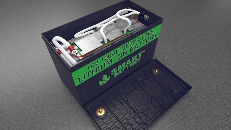 12V 100AH LITHIUM ION BATTERY in Pakistan