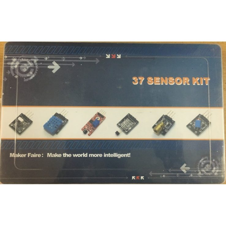 37 in 1 Sensor Kit in Pakistan | Microsolution