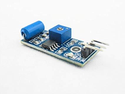 OEM Vibration Sensor Module Alarm Motion Sensor Module Vibration Switch SW-420