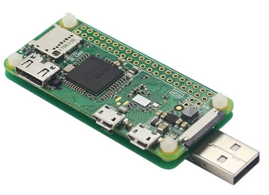 Raspberry Pi Zero, Zero W USB Addon Board | Microsolution