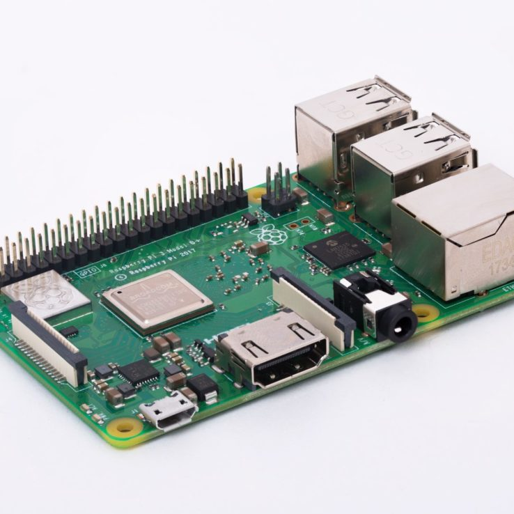 Raspberry Pi 3 Model B+in Pakistan | Microsolution