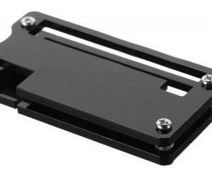 Raspberry Pi Zero Zero-W Acrylic Case | Microsolution