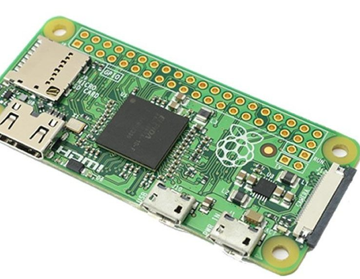 Raspberry Pi Zero (V1.3) Development Board in Pakistan | Microsolution