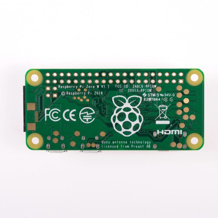 Raspberry Pi Zero W (V1.1) Development Board | Microsolution