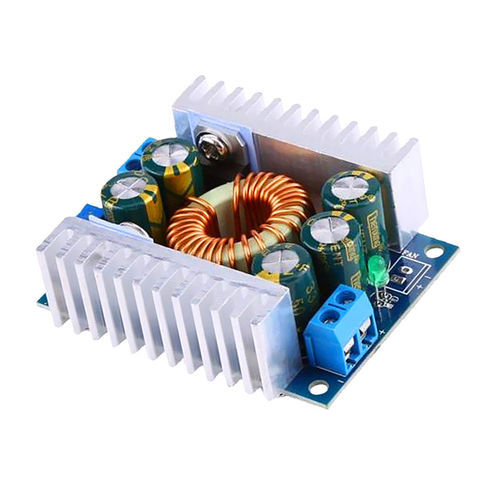 12A-100W Adjustable DC-DC Step Down Converter Buck Module 5-40V To 1.2-36V | Pakistan