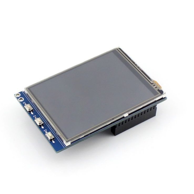 3.2inch RPi TFT LCD Raspberry Pi TFT LCD Display 3.2 Inch