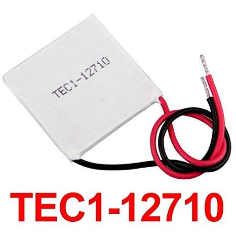 TEC1 12710 12V 10A TEC Thermoelectric Cooler Peltier | Pakistan