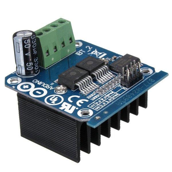 IBT2 BTS7960B BTS7960 43A H-bridge Motor Driver Module For Arduino | Pakistan