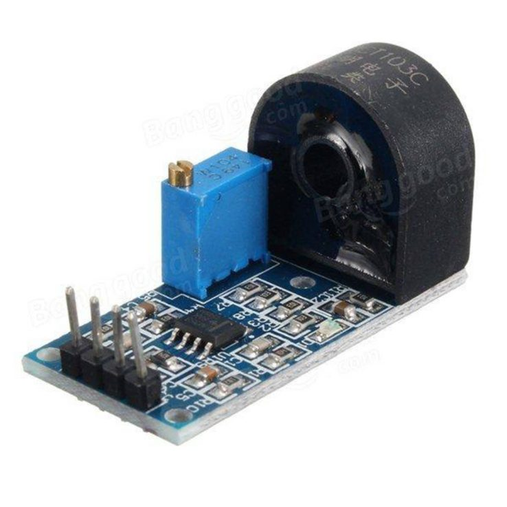 5A Monophase Active Output AC Current Transformer Module For Arduino | Pakistan