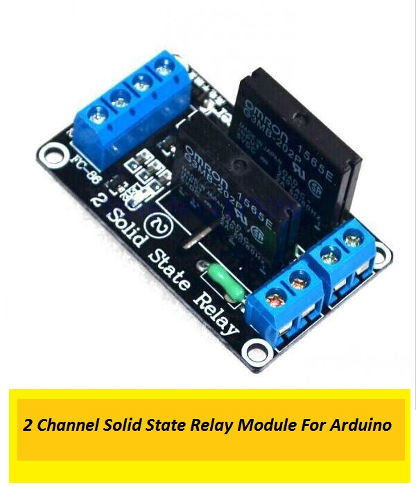 2 Channel Solid State Relay