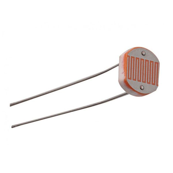 7mm Photocell Photoresistor LDR Light Dependent Resistor Sensor | Pakistan