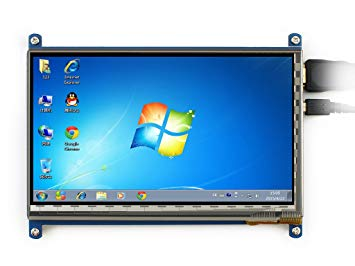 7 Inch Capacitive Touch LCD Screen For Raspberry Pi | Pakistan