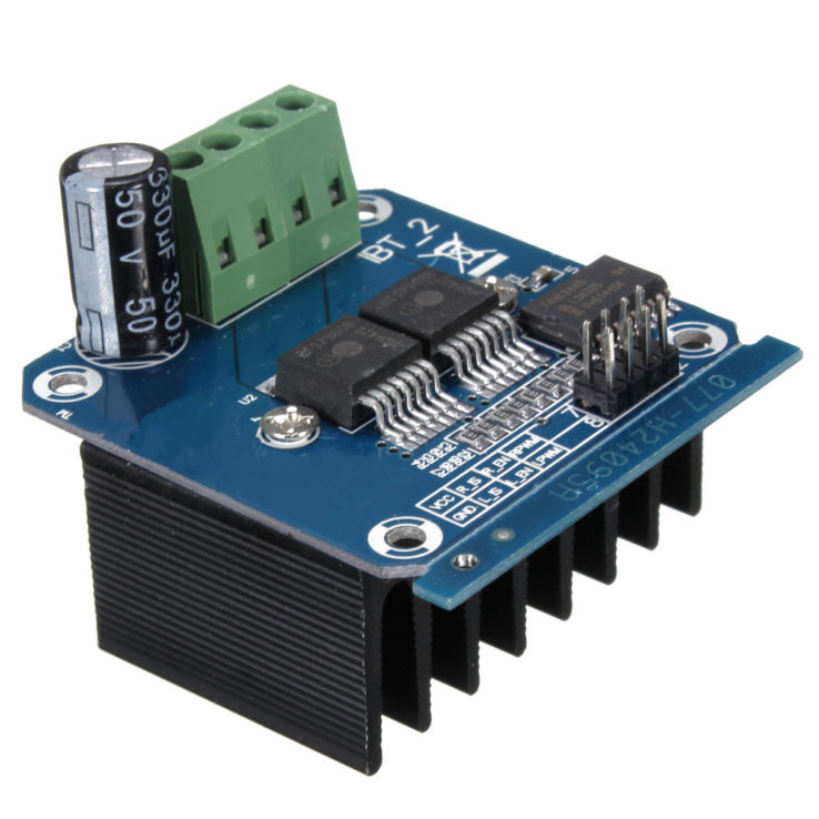 43A H Bridge Drive PWM For Arduino Semiconductor BTS7960B | Pakistan