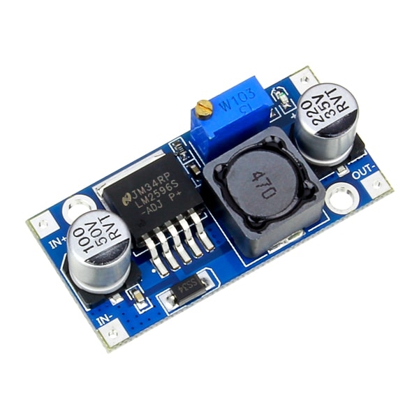 DC to DC Step Down Voltage Converter Module LM2596