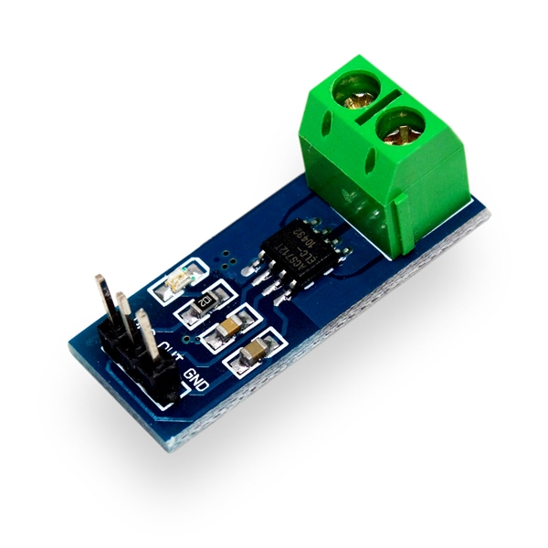 30A Range Current Sensor Module ACS712 | Pakistan