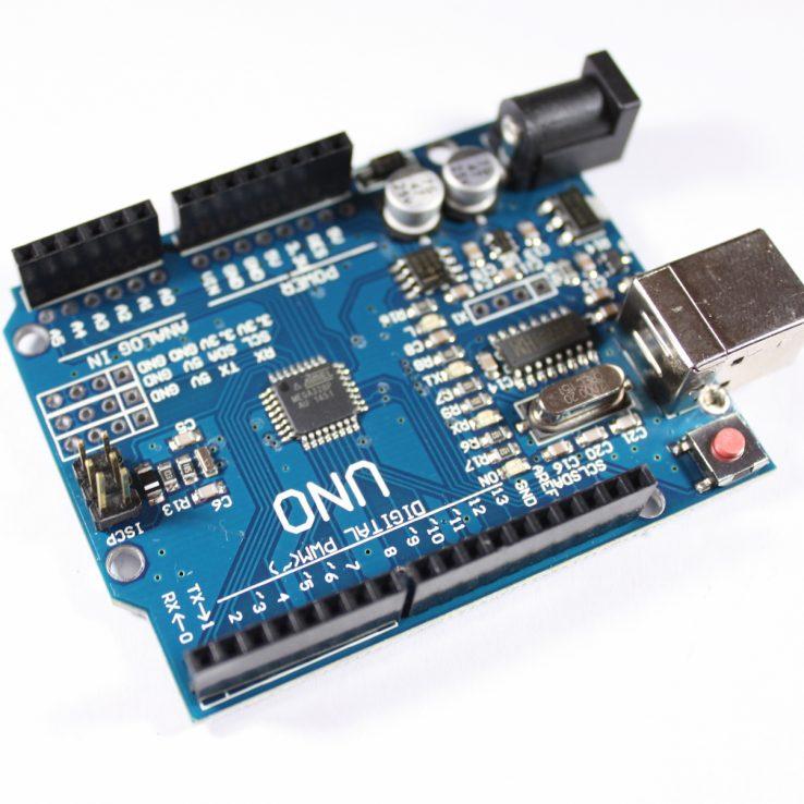 Arduino Uno R3 SMD Micro USB in Pakistan