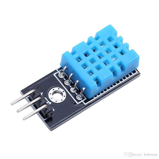 DHT11 Temperature and Humidity Sensor Module in Pakistan