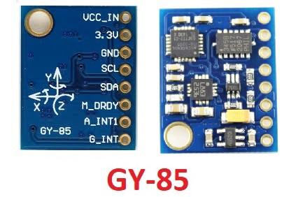 GY-85 9DOF IMU Sensor Module In Pakistan