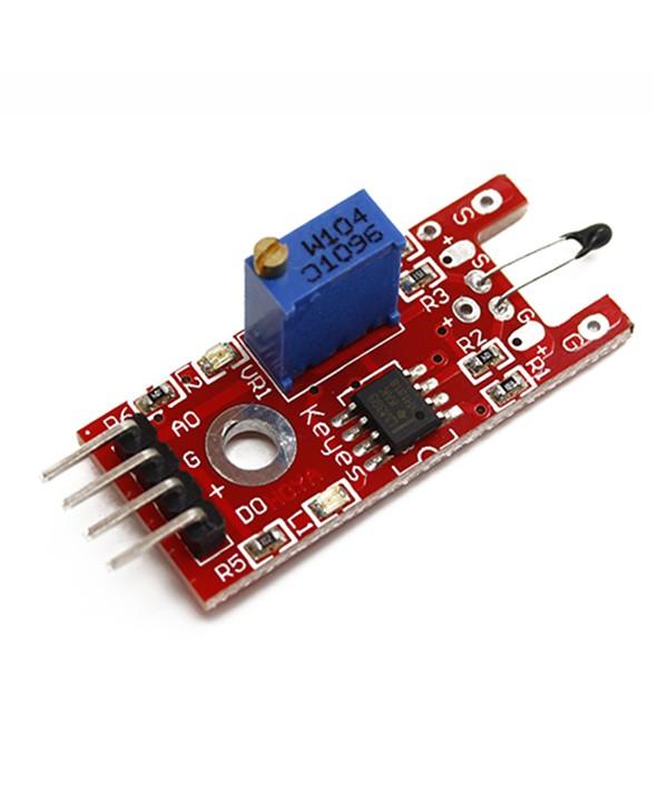 Thermistor Module KY-028 KY028 Temperature Sensor Module In Pakistan