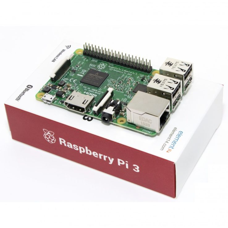 Raspberry Pi 3 Model B In Pakstan