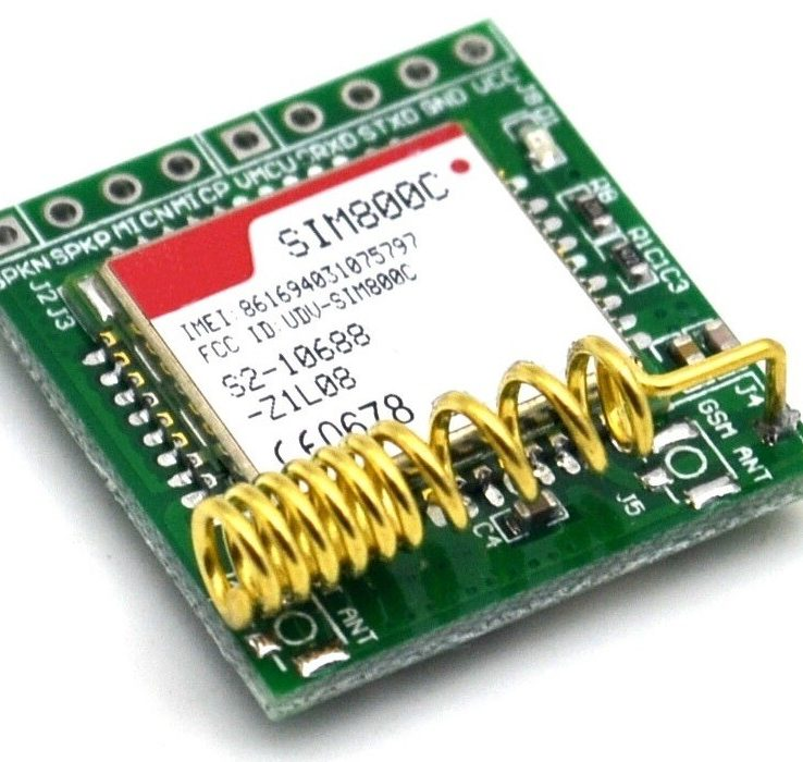 SIM800C GSM GPRS Module For Arduino In Pakistan