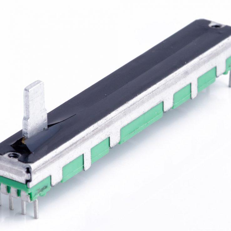 Slide Potentiometers B10K Single Potentiometers Variable Resistors | Pakistan