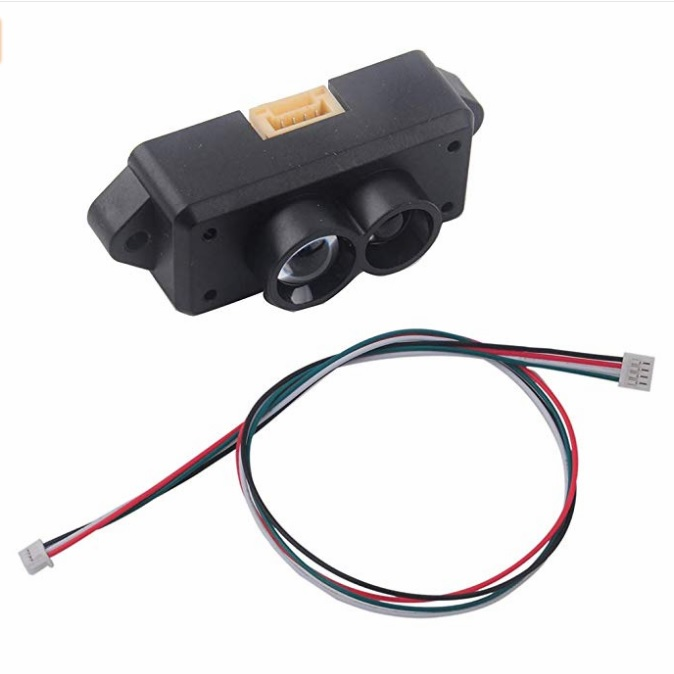 TFmini LiDAR Range Finder Sensor Module Single-Point Micro Ranging for Arduino Pixhawk 4.5-6V CE with 30CM Cable Wire in Pakistan