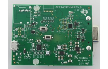 AFE4403 Integrated AFE for Heart-Rate Monitors and Pulse Oximeters Evaluation Module In Pakistan