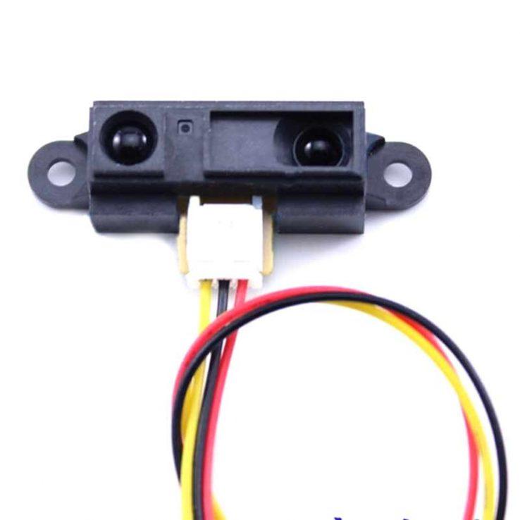 Sharp Distance Sensor (10-80cm) 2Y0A21 | Pakistan