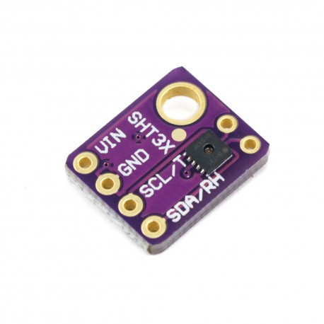 SHT31 High Accuracy Digital Temperature and Humidity Sensor | Pakistan