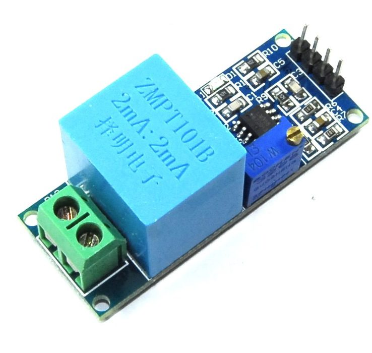 AC Voltage sensor module ZMPT101B 250V Voltage transformer module Arduino | Pakistan