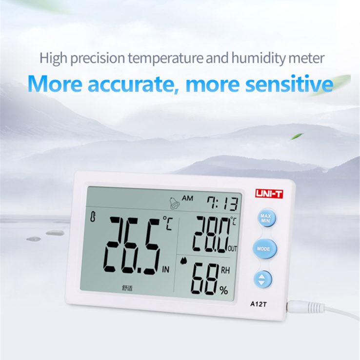 UNI-T A13T Temperature Humidity Meter IN PAKISTAN