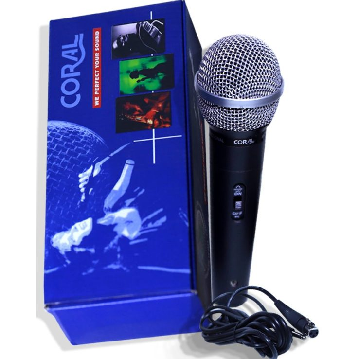 Carol GS55 Dual Impedance Vocal Microphone
