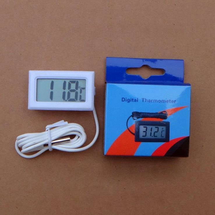 Portable Mini Digital Temperature Meter | In Lahore