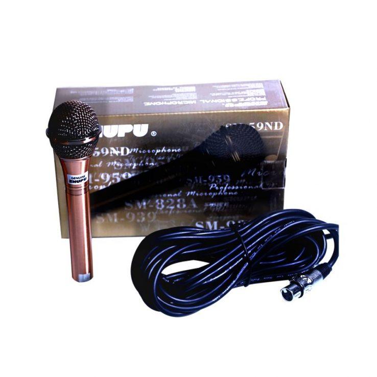 Shupu Professional Dynamic Microphone in Pakistan