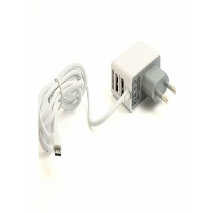 Samsung Mobile Charger For Android Smartphones – White   In Pakistan