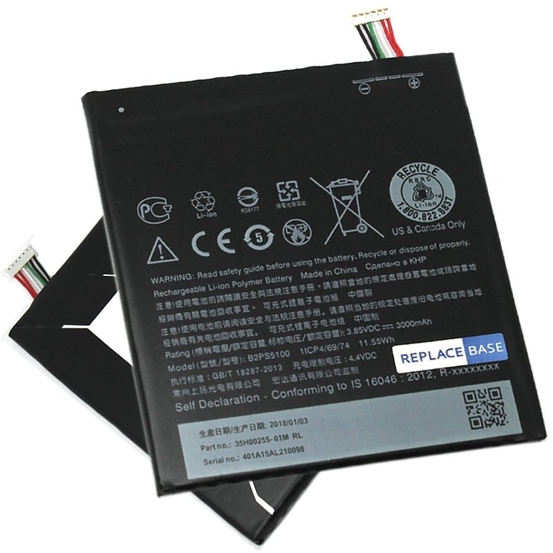 Replacement Internal Battery For HTC Desire 10 Pro 3000mah