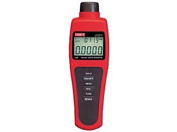 UNI-T UT-371 UT371 Non Contact RPM Meter Tachometer in | Microsolution Hall Road Lahore