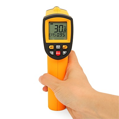 GM700 -50-700℃ Non Contact IR Infrared Digital Thermometer Gun Lahore