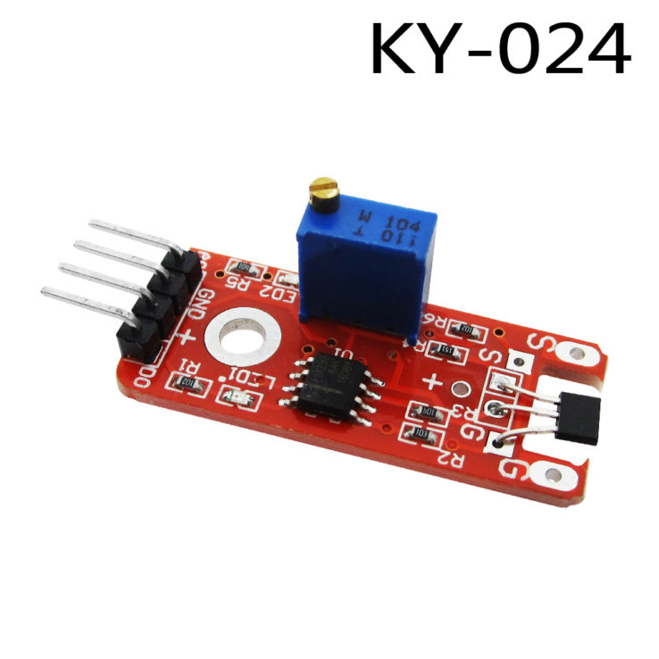 KY-024 KY 024 Linear magnetic Hall Effect Sensor