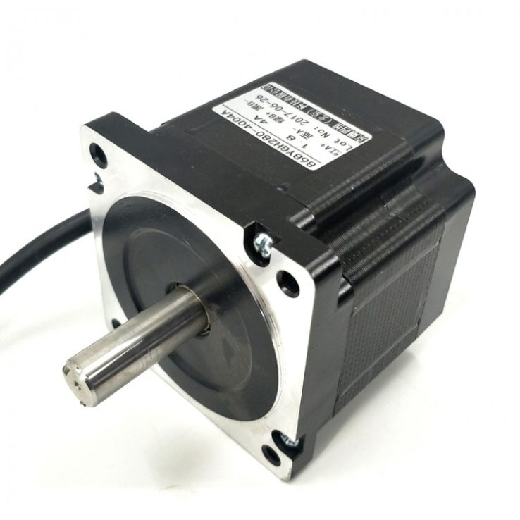 75MM NEMA34 Stepper Motor