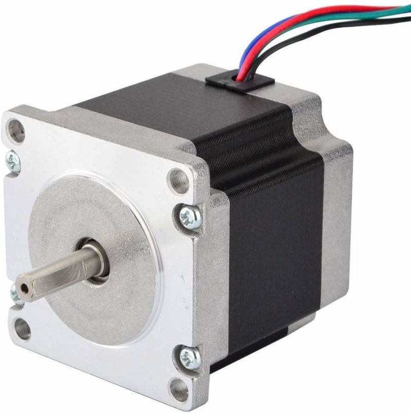 Nema 23 Stepper Motor Bipolar, 1.8 degree, 2A, 2 phase 4 wires