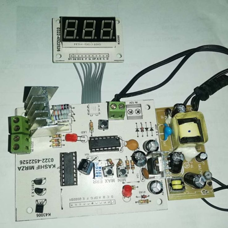Digital Temperature Controller Thermostat kit