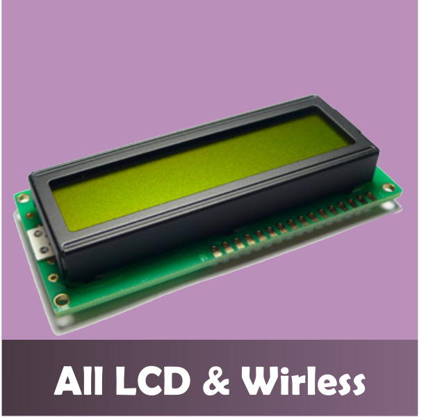 All LCD & Wirless
