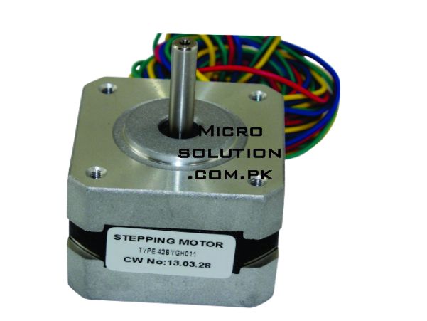 stepper motor price in hall road lahore pakistan