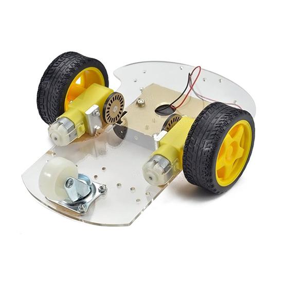 Robot Car Kit 2WD Arduino in Pakistan