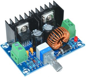 XL4016 8A 200W DC-DC Step Down Buck Convrter Power Supply Module PWM Adjustable 4-40V To 1.25-36V Step-Down Board