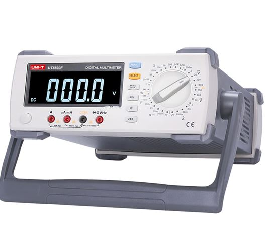 UNI T Benchtop Digital Multimeter UT8802E