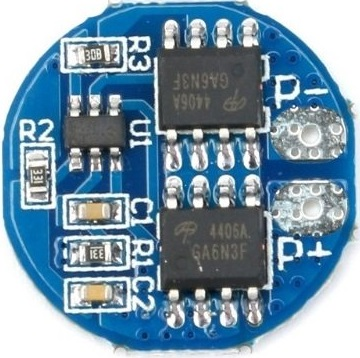 BMS 2S 7.4v 5A Charging module